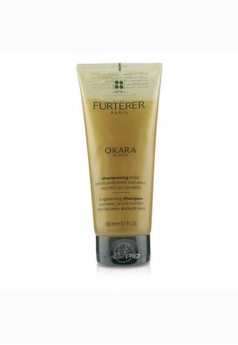 Rene Furterer RENE FURTERER - Okara Blond Blonde Radiance Ritual Brightening Shampoo (Natural, Highlighted or Colored Blonde Hair) 200ml/6.7oz AB29BBEFEA4144GS_1