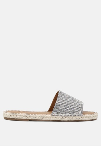 ca90e18838ab Buy London Rag Embellished Flat Slip-on Online on ZALORA Singapore