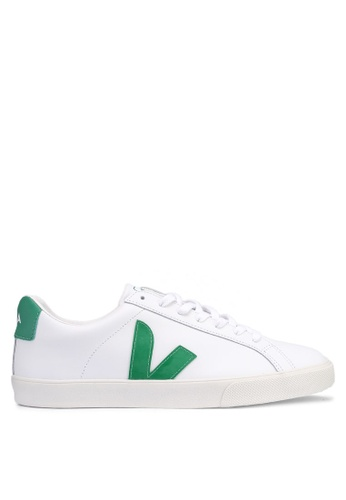 d5fdd50e96c Shop Veja Esplar Leather Sneakers Online on ZALORA Philippines