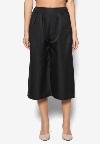 褶飾闊管七分褲, esprit 工作服飾, 長褲及內搭褲