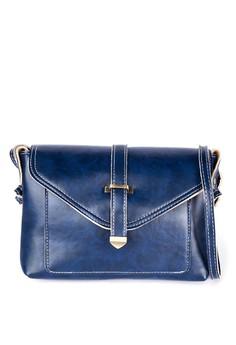 28130 Envelope Sling Bag w/ Adjustable Strap