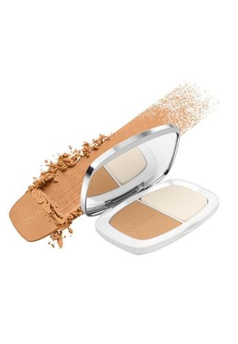 L'Oréal Paris brown L'Oreal Paris True Match Two Way Powder Foundation G8 Gold Cinnamon 14D11BE9B6AAC5GS_1