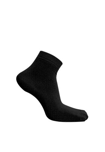 SOXGALERI black Sox Galeri Cotton Ankle Women Socks 8EA9FAA2418C25GS_1