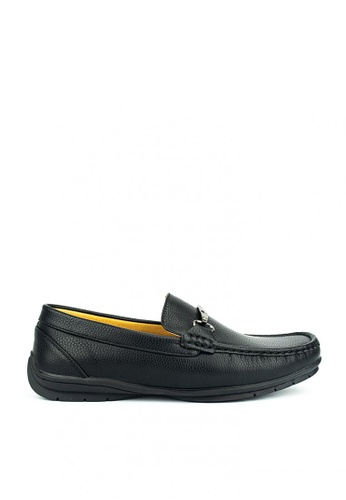 Mario D' boro Runway black Jowell Casual shoes 288C3SH27BF464GS_1