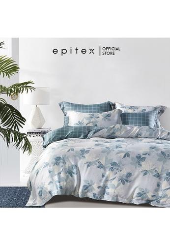 Epitex Epitex TP1140 Tencel 1000TC Printed Bedsheet - Bedset - Bedding Set (w quilt cover) 5C204HL7605C3FGS_1