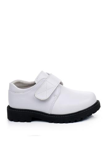 Twenty Eight Shoes white VANSA Leather Student Shoes VSK-D2201V 74006KSEE48D8CGS_1