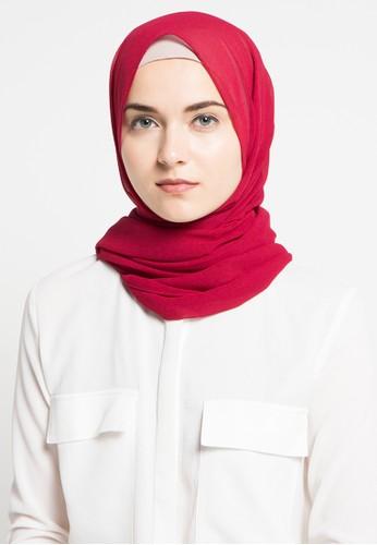 Vivi Zubedi red Aleesha Hijab VI990AA94WCFID_1
