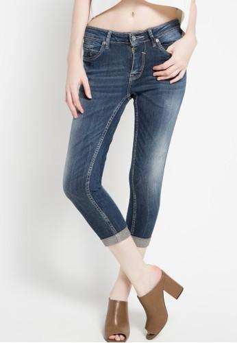 X8 navy Alana Jeans X8323AA01NJAID_1