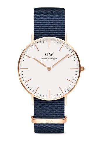 Daniel Wellington gold Classic Bayswater 36mm Rose Gold Watch 516CFACE05EA45GS_1