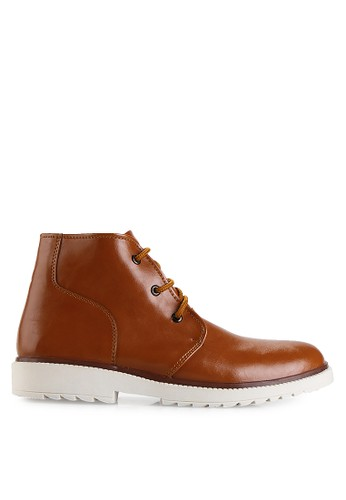 Dr. Kevin brown Boots Shoes 1041 Tan Leather DR982SH25MHEID_1