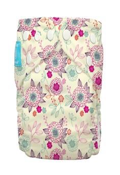 Peony Blossom 2-in1 cloth babydiaper
