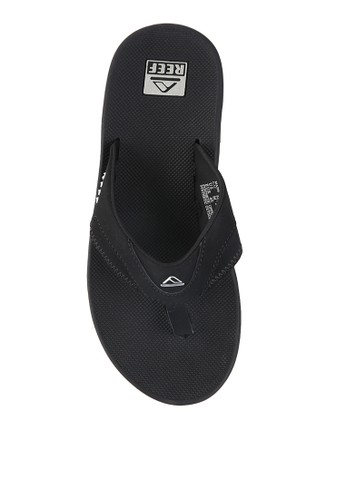 Reef black FANNING BLACK/SILVER RE050SH88QPBID_1