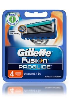 Fusion ProGlide Manual Refill 4 Count Flexball