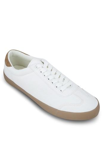 帆布繫帶休閒鞋, 鞋, zalora時尚購物網評價鞋