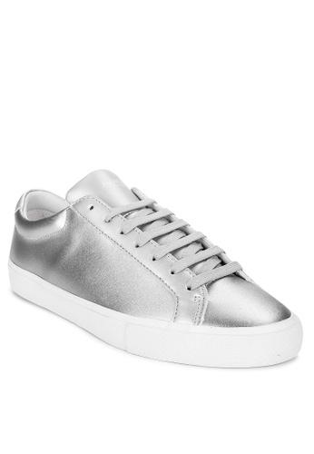 Jim Rickey silver Chop Sneakers 70911SHFBCB2E1GS_1