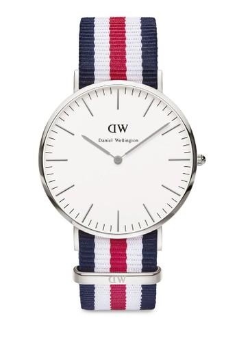 40mm Canteburyesprit 澳門 經典手錶, 錶類, 其它錶帶