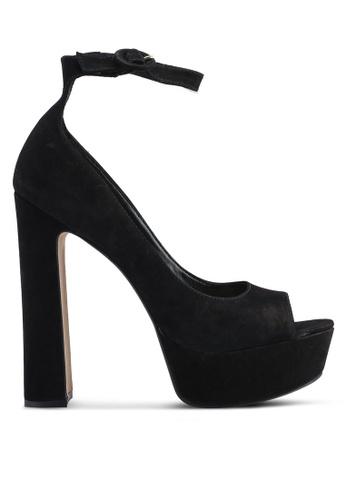 ALDO 黑色 Rocha Heels E1742SH4015C10GS_1