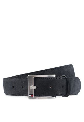 Tommy Hilfiger navy BOSTON BELT 3.5CM ADJ TO729AC0H7C4SG_1