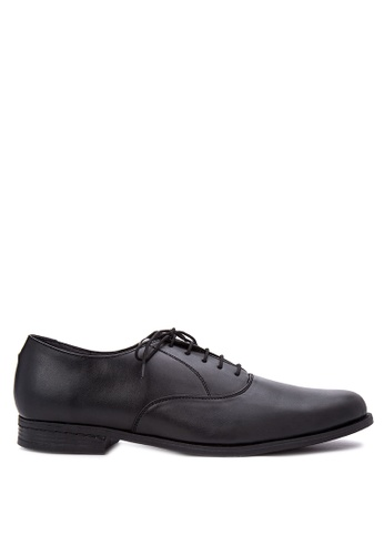 H2Ocean black Colten Formal Shoes H2527SH62UCVPH_1