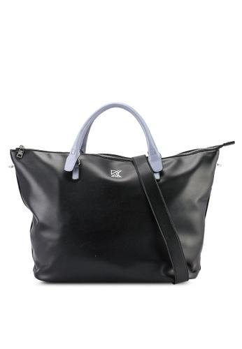 Keddo black Rusanti Tote Bag 52B76ACF88E994GS_1