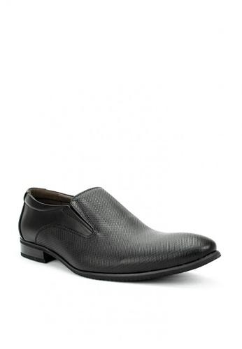 Cardam's Lifestyle black Cardams Men's Junrey Formal Shoes 80FF2SH71F9418GS_1