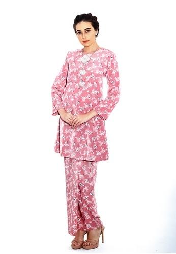 Adam.R pink Kurung Mayra 8F142AAB7B2C08GS_1