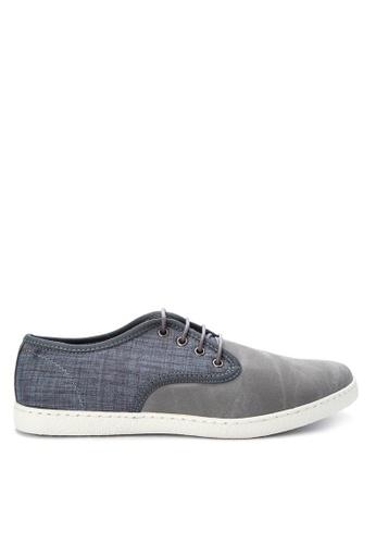 H2Ocean grey Chazz Sneakers H2527SH0KDC5PH_1