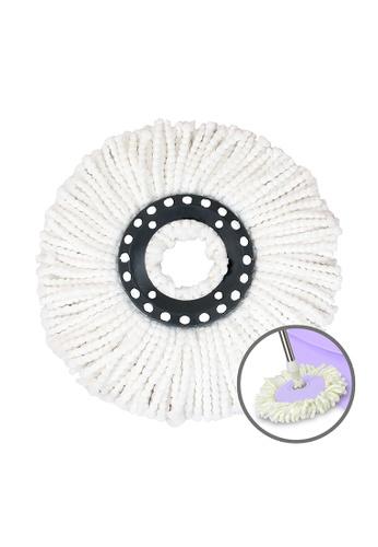 HOUZE white HOUZE - TLS - Tornado Spinning Mop Head (White) 2773EHL10FEDA6GS_1
