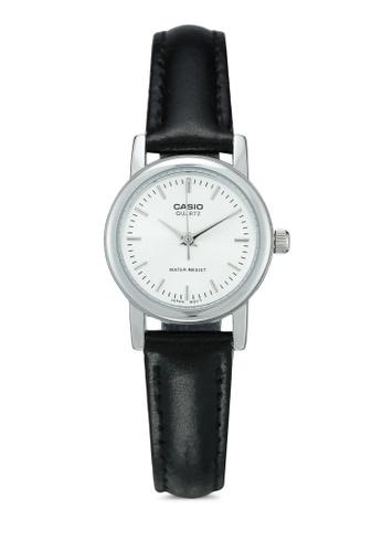 Casio black Casio LTP-1095E-7ADF Watch 5AFBDAC60E498DGS_1
