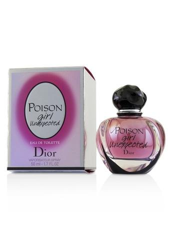 Christian Dior CHRISTIAN DIOR - Poison Girl Unexpected Eau De Toilette Spray 50ml/1.7oz 0E28DBE0C7CCC7GS_1