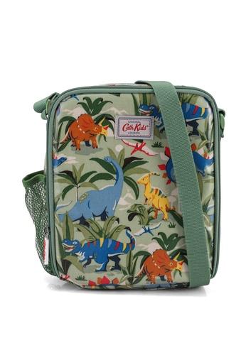 Cath Kidston green Dinosaur Jungle Kids Lunch Bag 8B7AEKC224C7B3GS_1