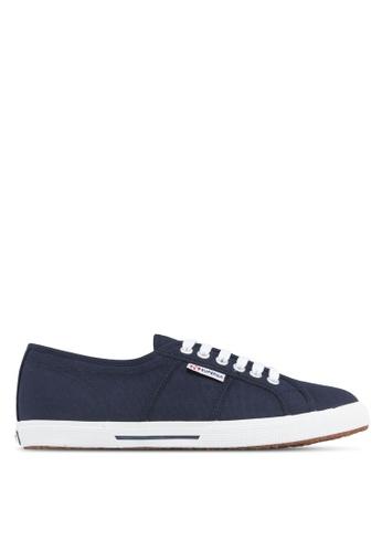 Superga blue 2950 Cotu Sneakers SU138SH64LQPSG_1