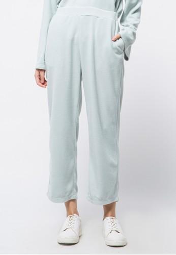 et cetera blue Straight Long Pants 68F54AA53C7D00GS_1