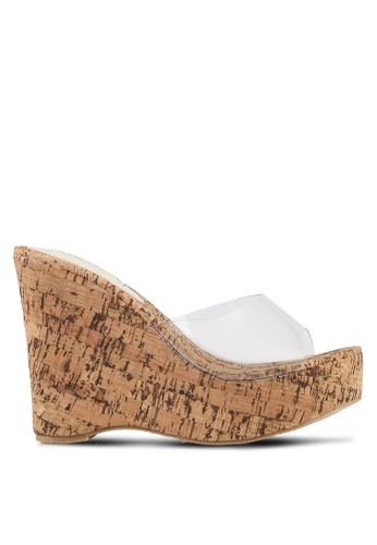 Mimosa white Sandals with Woven Details 03D68SHF6738B3GS_1
