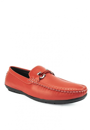 Mario D' boro Runway red George Casual Shoes 9DC26SH8E0DCFCGS_1