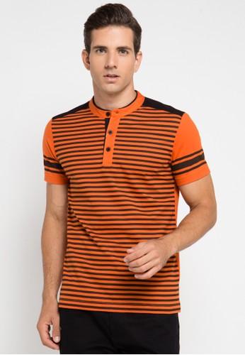 OTO ONO orange Short Sleeve OT276AA0ULXLID_1
