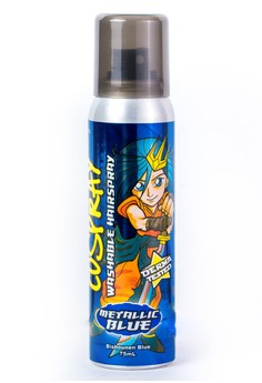 Cospray Blue Washable Hair Color Spray