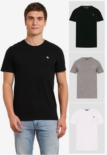 2c051410cab688 Brand Icon Multi Pack Crew T-Shirt