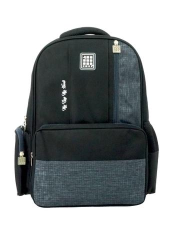 Swan grey Swan Kid Children School Bag Comfort Extra(Grey) Swan School Bag Backpack(XL) F9831KC0B9DF72GS_1