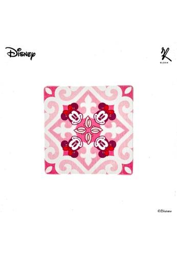 Klosh Disney Mickey Loves SG - Mickey & Minnie Diatomite Coasters 8EE9AHLB62E797GS_1