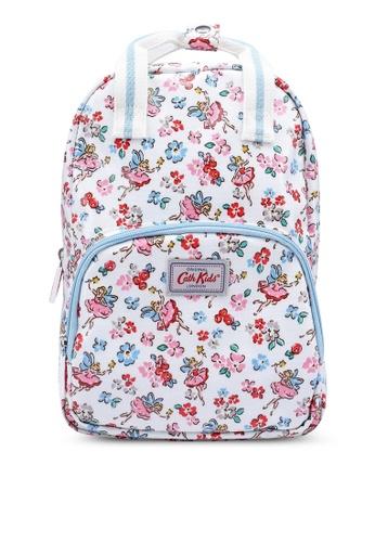 Cath Kidston beige Little Fairies Kids Medium Backpack 3EDD3KC42F7DC6GS_1