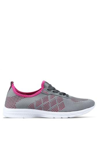 Spiffy grey Light Sneakers 8BA4BSH09FA102GS_1