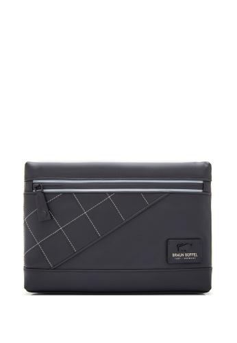 Braun Buffel black Danny-S Large Clutch Bag 80A45AC6D5ADA9GS_1