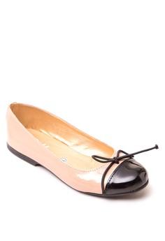 Rachelle Bow Tie Ballerina Flats