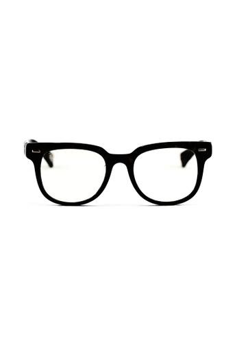 A Bathing Ape black Designer Optical Frames AB029AC17ANQSG_1