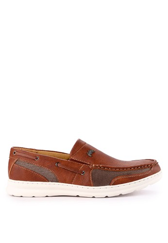 Watchout! Shoes brown Semi Moccasin DC5F7SHACED298GS_1
