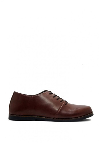 D-Island brown D-Island Shoes Signore Low Comfort Leather Brown DI594SH0VMSIID_1