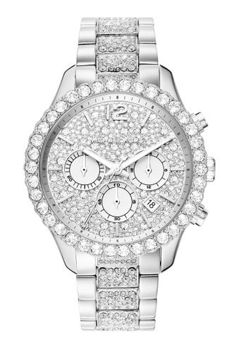 Michael Kors silver Layton Watch MK6976 F47AEAC98C71F1GS_1