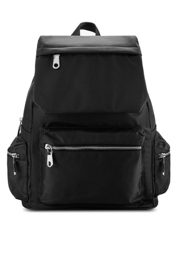 Buy NUVEAU NUVEAU Lightweight Nylon Backpack Online on ZALORA Singapore 3b840dd90ddd6