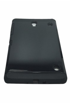 Sleek Shockproof Case for Samsung Tab S 8.4 (Black)
